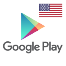 Google play US 5$